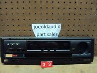 Technics Receiver SA-EX310 Faceplate. Rated 8.8 out of 10. Parting Out SA-EX310