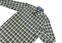 """Barbour Mens Long Sleeve Button Down Check Shirt Small Reg 20"""" Pit To Pit"""