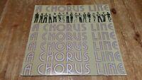 Original Cast – A Chorus Line Vinyl LP Album 33rpm 1975 CBS – S 70149