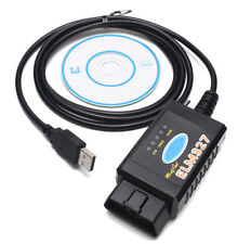 ELM327 USB OBD2 Modified For Ford MS-CAN HS-CAN Mazda Diagnostic scan Scanne