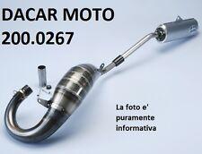 200.0267 MARMITTA POLINI BETA : RR 50 ENDURO - MOTARD 50 ALU AM6 2003