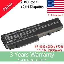 Fancy Laptop Battery for HP Compaq 6530B 6535b 6730b EliteBook 6930P 8440P 8440W