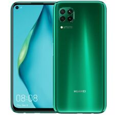 Huawei P40 lite Dual-SIM Smartphone Crush Green, Android, 128GB, 48MP Kamera