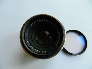 Carl Zeiss Jena Pancolar 1.8 / 50   M42 Mount Lens