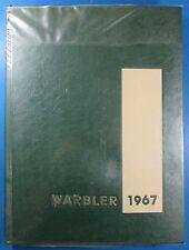 1967 Eastern Illinois University Charleston Illinois The Warbler