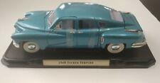 Road Legends 1948 Blue Tucker Torpedo Sedan