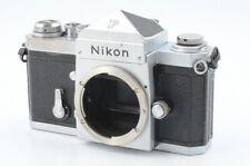 Nikon F Eye Level Very Good Condition #1954