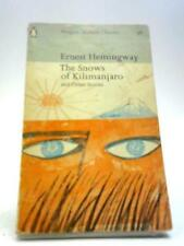 Ernest Hemingway Antiquarian & Collectable Books Penguin