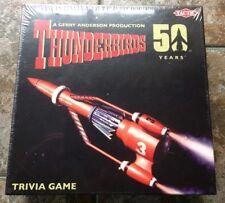 Thunderbirds 50 Years Trivia Game Sealed NEW