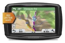 Garmin Zumo 595LM Motorcycle GPS SATNAV UK Europe Lifetime Maps Updates