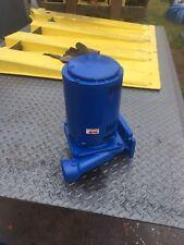 machine tool grinder coolant pump flange mount 1.5 hp