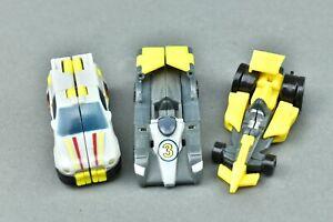 Transformers Armada Race Team Mini-Con Complete