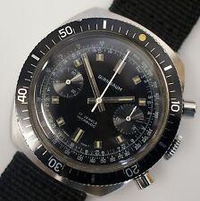 38MM 1970 Vintage Men's Birnbaum Mens Chronograph Watch Works Valjoux 7733 Swiss
