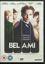 BEL AMI DVD - ROBERT PATTISON, UMA THURMAN, CHRISTINA RICCI / GUY DE MAUPASSANT