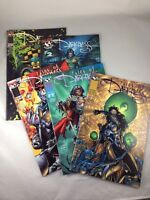 Tales of the Darkness 1 2 3 The Darkness 2 & 11 Top Cow Image Comics 5 Comics