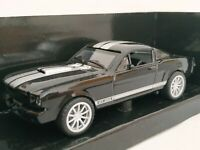 1/43 1965 FORD SHELBY MUSTANG GT350 LICENCIA COCHE METAL ESCALA SCALE DIECAST