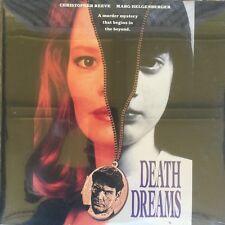 Death Dreams - Christopher Reeve - Marg Helgenberger - New/Sealed - LaserDisc