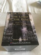 The Lord of the Rings Part Two The Two Towers HarperCollinsAudiobooks (12 tapes)