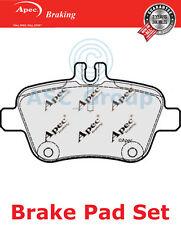 Apec Rear Brake Pads Set OE Quality Replacement PAD1851