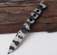 Urban Camo Folding Pocket Knife - Handy Little Knife! - NEW - W55