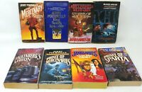 8 Book Lot JERRY POURNELLE Military Science Fiction SciFi Sci Fi Falkenberg