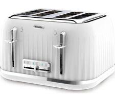 BREVILLE Impressions VTT470 4-Slice Toaster - White - Currys