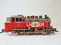 Dampflok BR 81 004 der DB,gesupert als LNER,MÄRKLIN HO,3031,UW