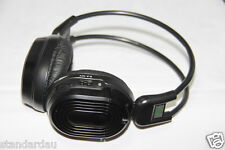 Mongoose QHP Wireless IR (infrared) dual channel stereo headphones