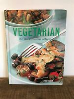 Vegetarian: The Best-Ever Recipe Collections by Linda Fraser (Hardcover)*