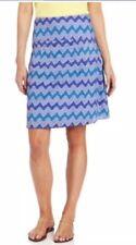 Royal Robbins Prairie Stripe Skirt NWT Sz 10