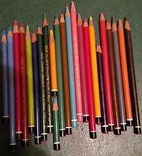 Vintage Lot of 23 Conte a Paris Pastel Pencils art supplies Made in France