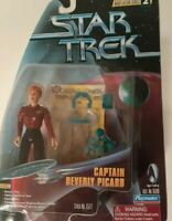 Captain Beverly Picard - Star Trek 1997 Playmates Action Figure