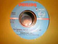 Madeline Bell 45 I'm Gonna Make You Love Me PHILIPS