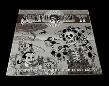 Grateful Dead Dave's Picks 11 Wizard Of Oz Art Wichita Kansas KS 11/17/1972 3 CD