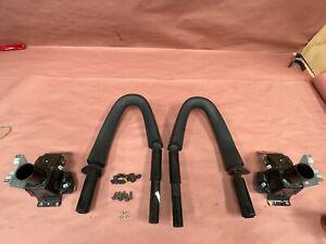 Convertible Top Rollover Bar Frame W Hardware BMW Z3 E36 46K Roadster OEM
