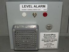 Centri Pro High Level Alarm LAN1  Xylem