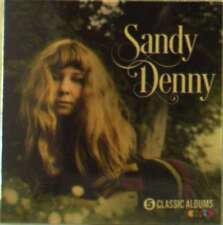 Sandy Denny - 5 Classic Albums NEW CD