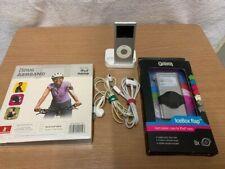 Apple iPod Nano 2nd Generation Silver (2GB) A1199 Bundles