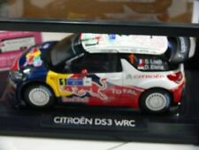 1/18 Norev Citroen DS3 WRC Ralley du Mexique 2011 Loeb/Elena SONDERPREIS 39,99 .