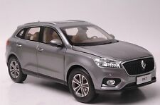 BORGWARD BX7 SUV model in scale 1:18 silver