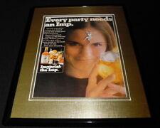 Hiram Walker Imperial Whiskey 1975 Framed 11x14 ORIGINAL Advertisement