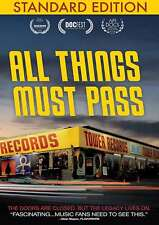 All Things Must Pass [DVD] [Import] DVD Excellent