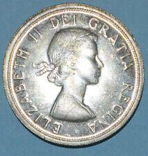 1954 Canada Elizabeth II Silver Dollar