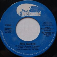 GLORY: Mrs. Walker / Find Out Lover AVALANCHE rare ROCK 45 VG++ hear