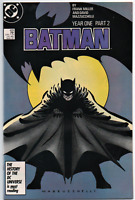 Batman #405, Year 1, Part 2,  Frank Miller, Pristine.  Grade 9.6