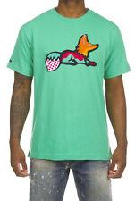 Akoo Gumdrop Green X-Large Sponsor Short Sleeve Knit T-Shirt