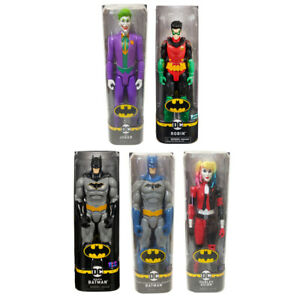 """Batman 12"""" Action Figure from DC Comics - Batman, Joker, Harley Quinn or Robin"""