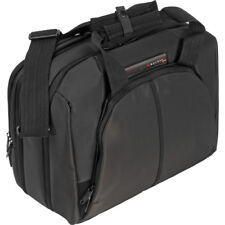 Delsey Pro Phex 16 Laptop/Briefcase w/Shoulder Strap