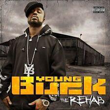 YOUNG BUCK - The Rehab [PA] rap/hip-hop CD
