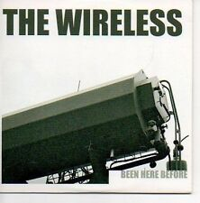 (O213) The Wireless, Been Here Before - DJ CD